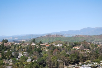 Mount Clef Ridge, Wildwood, Thousand Oaks
